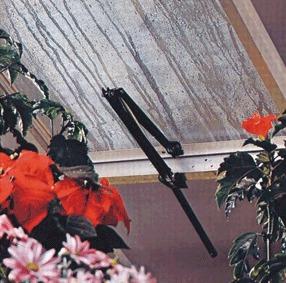 Автоматическое проветривание теплицы - аппарат ДусяСан
