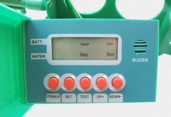 Таймер системы полива домашних цветов